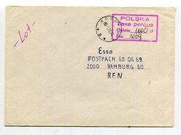 Polen / 1990 / Bf. Ex KONSKIE, Inflation, Tax-o (10065) - 1944-.... Republik