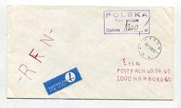 Polen / 1990 / Bf. Ex WYSOW, Inflation, Tax-o (10067) - 1944-.... Republik