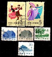Cina-A-0365 - Emissione 1963 - Senza Difetti Occulti - - 1949 - ... Repubblica Popolare