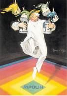 PUB Publicité NUGERON VA 29- VIEILLES AFFICHES RIPOLIN (peinture)(Jean D'YLEN Bibliothéque Fornay)*PRIX FIXE - Publicité