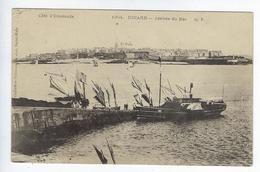 CPA Côte D'Émeraude Dinard Arrivée Du Bac N° 1204 - Dinard