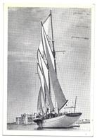 """Yacht """"Karama"""" (tre Alberi) - Venezia - 1950. - Voiliers"""