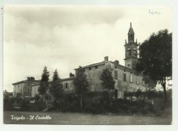 TRIGOLO - IL CASTELLO   VIAGGIATA FG - Cremona