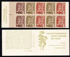 Sverige 1966  Yv  C541** Boekje/carnet 541** Complete Booklet - 1951-80
