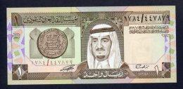 Banconota Arabia Saudita - 1 Rial 1984 (FDS/UNC) - Arabie Saoudite