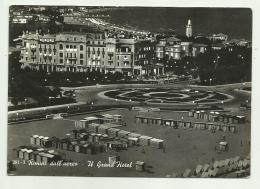 RIMINI DALL'AEREO - IL GRAND HOTEL VIAGGIATA FG - Rimini