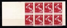Sverige 1967  Yv  C561a** Boekje/carnet 561 A** Complete Booklet - 1951-80