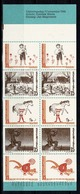 Sverige 1969  Facit H228**, Yv  C636** Boekje/carnet 636** Complete Booklet - Carnets