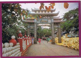 Singapore- Tiger Balm Garden - Singapore