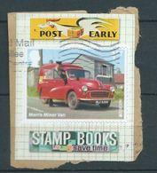 GROSSBRITANNIEN GRANDE BRETAGNE GB 2013 Morris Minor Van From S/A 1st SG 3530a SC 3226a MI 3523a YV  3924a - Usati
