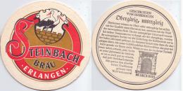 #D205-137 Viltje Steinbach Bräu - Sous-bocks