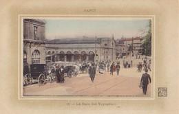NANCY - La Gare Des Voyageurs - Nancy