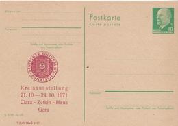 Germany / DDR Mint Postal Card, Ulbricht - [6] Democratic Republic