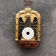 Badge (Pin) ZN006952 - Shooting Weapons Germany Deutscher Schützenbund - Badges