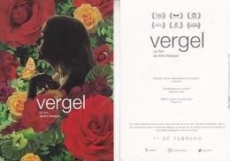 VERGEL. UN FILM DE KRIS NIKLISON. VIA POSTAL. 2017.-BLEUP - Posters Op Kaarten