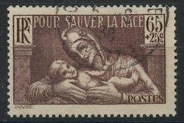 France (1937) N 356 (o) - France