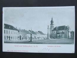 AK GÖLLERSDORF B. Hollabrunn 1908 ////  D*32021 - Hollabrunn