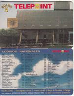 PERU - Tele 2000, Building(puzzle 3/4), Tirage 25000, Used - Peru