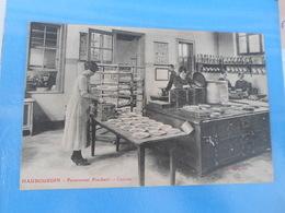 Carte Postale Haubourdin Pensionnat Pinchart Cuisine - Ecoles
