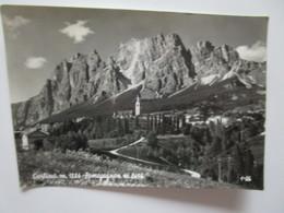 CORTINA (1224) - POMAGAGNON (2456) Constantini 1-26 Postmarked 1969 - Belluno
