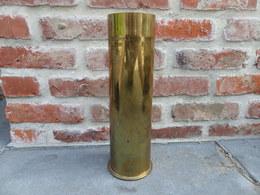 Douille Shell Case Pre WWI Belgian 75x277R Model 75mm TR (Austrian Made) - 1914-18