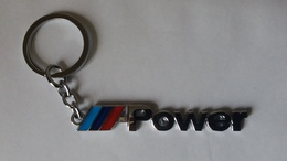 Porte Cles   NO Pin's   Porte Clés   BMW  Power - BMW