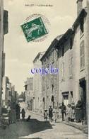 63 - Dallet - La Grande Rue - 1909 - France