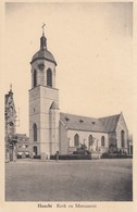 Haacht Kerk En Monument - Haacht