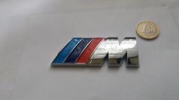 NO Pin's   Logo Autocollant  BMW M - BMW