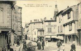 63 - Billom - Creux Du Marché - Vieilles Maisons - Otros Municipios