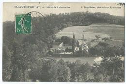 Eymoutiers Chateau De Lafontmacaire - Eymoutiers