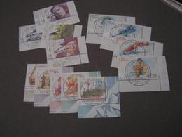 BRD Modern Lot Mit Zuschlagsätze - Lots & Kiloware (mixtures) - Max. 999 Stamps