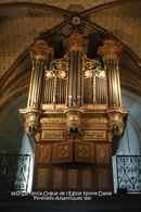 Sarrance (64)- Orgue De L'Eglise Notre-Dame (Edition à Tirage Limité) - Andere Gemeenten