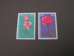 India Rosen 1984  1008-1009  ** MNH   €  8,50 - Indien