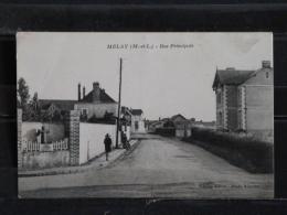 49 - Melay - Rue Principale - Edition Jolivet - France