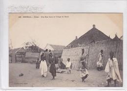 SENEGAL. DAKAR. UNE RUE DANS LE VILLAGE DE HOCK. FORTIER PHOT. TBE.-BLEUP - Senegal