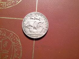2.5 Escudos 1944    Silver - Portugal