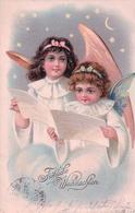 Fröhliche Weihnachten, Anges, Litho (24.12.06) - Anges