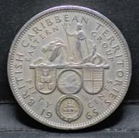 50 CENTS 1965 CARAÏBE ORIENTALE / EASTERN CARIBBEAN STATES - Caraïbes Orientales (Etats Des)