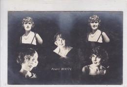 PEARL WHITE. ACTRESS. CIRCA 1910'S .-BLEUP - Artiesten