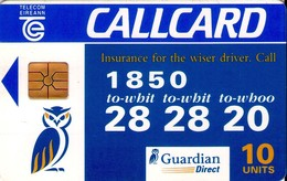 TARJETA TELEFONICA DE IRLANDA, GUARDIAN DIRECT INSURANCE. 1093a (044) - Irlanda