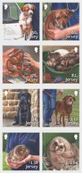 Jersey 2018 - 150 Years Of The JSPCA Stamp Set Mnh - Jersey
