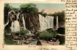 1901  ALBERT FALLS NATAL  South Africa  AFRIQUE DU SUD SUDAFRICA - Sudáfrica