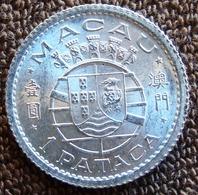 Macau - 1 Pataca - 1952 - KM 4 - Macao