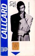 TARJETA TELEFONICA DE IRLANDA, GEORGE MICHAEL. 1128 (026) - Música