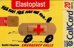 TARJETA TELEFONICA DE IRLANDA, ELASTOPLAST. 1173 (042) - Irlanda
