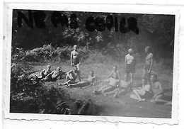 33 SAUTERNES SOLDATS  ALLEMANDS 1940 / 1945 - France