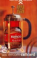 TARJETA TELEFONICA DE IRLANDA, KENCO COFFE. 1280 (083) - Irlanda