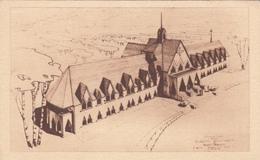 Saint-Bruno-de-Montarville Québec Canada - Noviciat Trinité-du-Mont - Written In 1948 - Religion - 2 Scans - Other