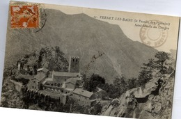 66 VERNET-LES-BAINS (Le Paradis Des Pyrénées) - Saint-Martin Du Canigou - Francia